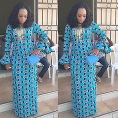 is an African fashion and lifestyle website that showcase trendy styles and designs, beauty, health, hairstyles, asoebi and latest ankara styles. Latest African Fashion Dresses, African Print Dresses, African Print Fashion, Africa Fashion, African Dress, Fashion Prints, Fashion Design, African Prints, African Clothes