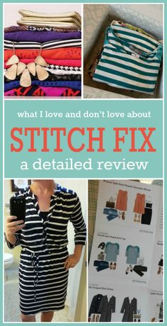 A detailed Stitch Fix review -- Find out everything you need to know to figure out if Stitch Fix is for you!