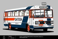 Gatusa - Garagem Americanópolis Transporte Urbano S.A.