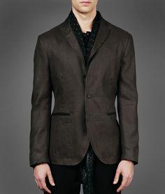 Wire Soft Jacket | John Varvatos Official Site: Shop Online