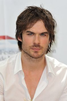"""Ian Somerhalder Photos - Actor Ian Somerhalder poses during a photo call for the TV series """"The Vampire Diaries"""" during the 2010 Monte Carlo Television Festival held at Grimaldi Forum on June 2010 in Monte-Carlo, Monaco."""