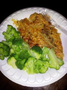 Im always looking for ways to enjoy baked fish. This recipe works not just for pollock but for just about any fish fillet. Cook time will depend on the thickness and size of your fillets. I used frozen pollock fillets, thawed.