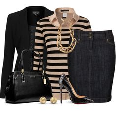 A fashion look from September 2014 featuring Weekend Max Mara tops, Doublju tops and Topshop blazers. Browse and shop related looks.