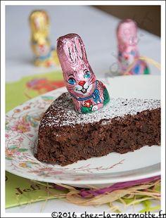 Brownie chocolat et azukis   Marmotte cuisine !