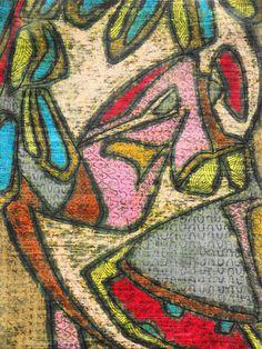 Masque de Haute-Guinée_ Karim Merzougui (artiste peintre) - Google+