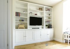 Built in cabinets living room large cupboards and media storage . built in cabinets living room Living Room Cupboards, Built In Cupboards, Media Furniture, Room Furniture Design, Built In Tv Wall Unit, Wall Units, Fitted Cabinets, Decor Around Tv, Tv Decor