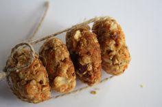 Gourmet Carrot Cookies