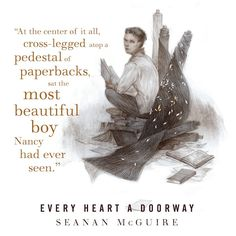 Artist Rovina Cai illustrated a few select scenes from Seanan McGuire's EVERY HEART A DOORWAY, bringing to life the students of Eleanor West's Home for Wayward Children, where teenage s…