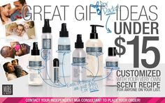Now until the end July 31, 2014 For every $30 purchase of MiA Bath & Body, you can receive a Hand Lotion, Botanical Spray or Spray Lotion for only $5. . . That is an $8 savings!! www.spadayholly.miabathandbody.com