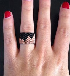 Handmade Custom Ring by ClaireElizabethB on Etsy