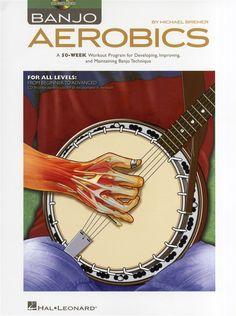 Banjo Aerobics Book