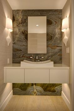 Powder Room charisma design