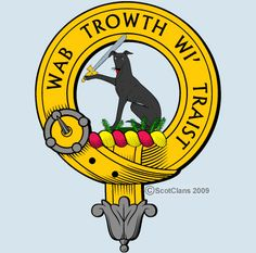 Grewar Clan Crest: Shortened form of MacGruar is one of the oldest recorded surnames in Breamar. There are a number of variations of the surname Grewar, which include Grewer, Gruer, Gruar, as well as older versions such as Grower and Gurir.