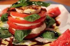 Kel's Colorful Caprese Salad