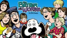 For Better or For Worse - graphic novel collection. I recently finished collecting and reading/re-reading all the books in this series by Canadian author and illustrator, Lynn Johnston. Must read!