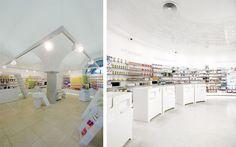 Farmacias de diseño, ¿por qué no?