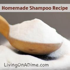 A chemical free homemade shampoo you will love! Looking for an easy and inexpensive homemade shampoo that uses ingredients you have at home? You can make this homemade shampoo in less than 5 minutes for less than 20 cents a bottle. Click here to get this great #recipe http://www.livingonadime.com/homemade-shampoo-recipe/ .
