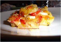 Teglia di pomodori e patate