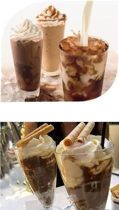 The Mom Next Door: Guide to Brewing Iced Coffee Featuring Crazy Cups Next Door, Iced Coffee, Brewing, Beverages, Cups, Mom, Desserts, Tailgate Desserts, Mugs