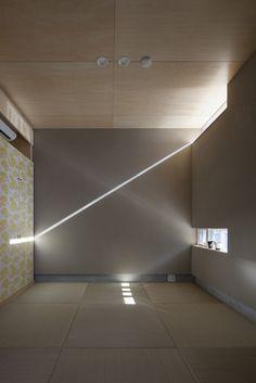 Light on Cranks House by Hugo Kohno