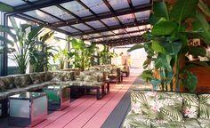 Hawaiian air: say 'Aloha' to Tiki Tabu, Manhattan's newest rooftop bar | Lifestyle | Wallpaper* Magazine