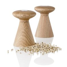 top3 by design - Stelton - Klaus Rath - forest pepper mill