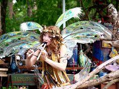 Twig the Fairy - Scarborough Renaissance Festival - Waxahachie, Texas