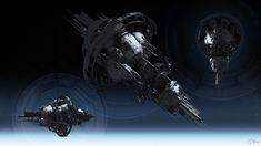 Terra Space Station HD 1080p by TKingArt.deviantart.com on @DeviantArt