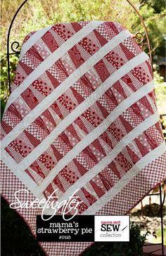 mamas strawberry pie pattern.