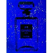 Buy Diamond Decor (buyartforless) Wall Art Chanel Pop Art Blue Chic 24 x 32 in. (PAQ015CL) at Staples' low price, or read customer reviews to learn more. #buyartforless