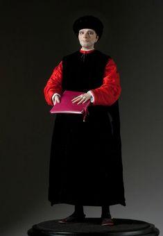 Никколо Макиавелли (1469 - 1527) — итальянский политический мыслитель, писатель, историк, военный теоретик.