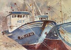 Barco 3 GC