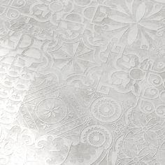 Falquon Flooring Quadraic Relief White Laminate Flooring (Q006)