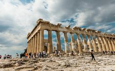 Healing the Parthenon: Inside the Mammoth Restoration Project