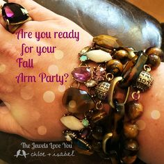 Get ready today! Click thru to shop tiger's eye, semi-precious light amethyst, and more! #TheJewelsLoveYou #LifetimeGuarantee