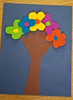 Marvelous Handmade Mother's Day Crafts