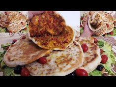 طريقة رائعة باش تجيك الحشوة موزعة في المخامر بطريقة سهلة جدا وعجين هائل وحشوة من ألذ مايكون - YouTube Pancakes, French Toast, Breakfast, Food, Art, Kitchens, Morning Coffee, Art Background, Essen