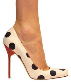Gotta have these - minus the height of the heel.