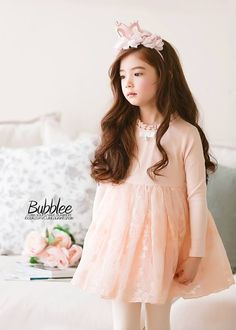 Lauren Lunde Korean Fashion Kpop Inspired Outfits, Korean Fashion Dress, Young Models, Child Models, Cute Fashion, Kids Fashion, Korean Fashion Minimal, Girls Foto, Cute Asian Babies