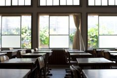 旧鎌掛小学校 教室 (Former Kaigake elementary school Classroom)