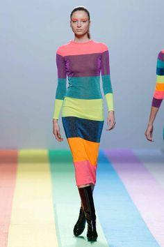 Madrid Fashion Week 2106: María Escoté