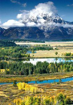 Grand View, Grand Teton National Park - Jasper James