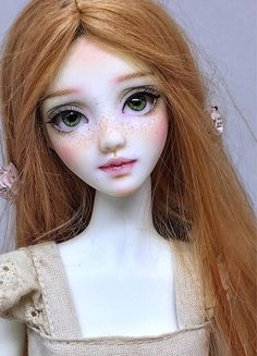 Doll Essence Resin BJD created by Tatiana Tofaneto Melf PLEASE NOTE THIS IS A LAYAWAY FIRST PAYMENT (not in stock doll) and the value on this listing is for the first payment (not total Payment) The total price of the doll is 760 USD. (Includes a blank doll without face up, free random color pair of eyes, doll certificate and doll box) Extra items can be ordered: - face up - alpaca wig - dress - doll carrying bag What you are paying on this listing is the first payment of Layaway. The…