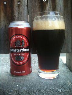 Amsterdam Nut Brown Ale