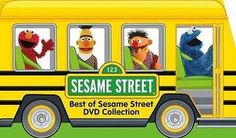 SESAME STREET: BEST OF SESAME STREET DVD COLLECTION NEW DVD