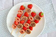 Pannenkoeken spiesjes - Laura's Bakery