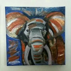 Original canvas 8inch Sq £25 + postage Art Paintings For Sale, The Originals, Canvas, Tela, Toile, Canvases