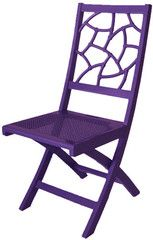 Lovely folding chair. The Fifi. And it comes in so many colours!