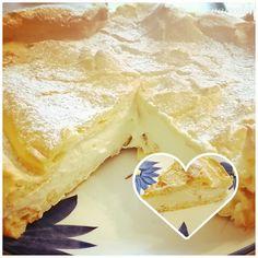 Krémeš inak (fotorecept) - recept   Varecha.sk Camembert Cheese, Dairy, Ethnic Recipes, Food, Basket, Essen, Meals, Yemek, Eten