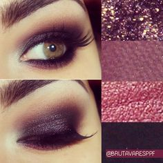 Kaye i pinned this for you! I wanna do your makeup again and try to do it like this!